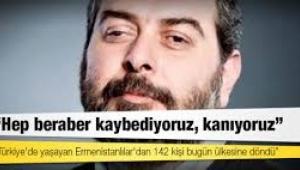 Danzikyan: 142 Ermenistanlı dün Türkiye'yi terk etti