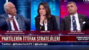 Doğu Perinçek: Öcalan yakın zamanda televizyonlara çıkartılacak