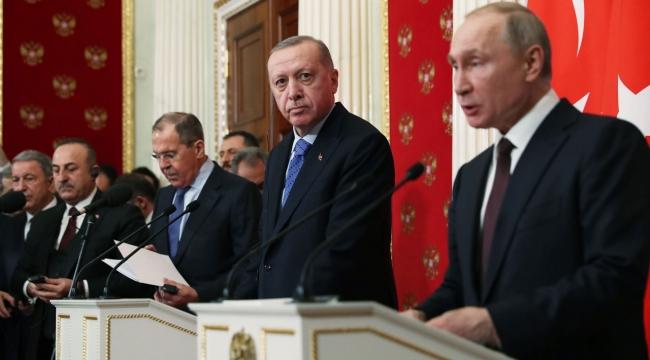 Dostumuz Rusya Türkiye'yi Karabağ masasında istemedi