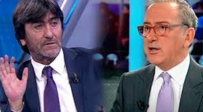 Fatih Altaylı'dan Rıdvan Dilmen açıklaması!