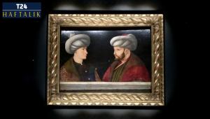 Fatih portresi nasıl sergilenmeliydi?