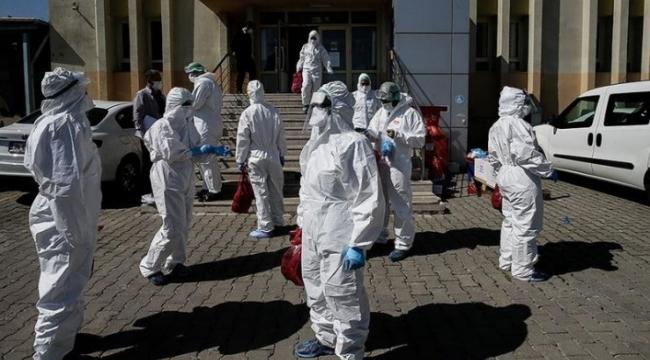 Filyasyon ekibi kılığında hırsızlık; 500 bin lira değerinde eşya çaldılar!