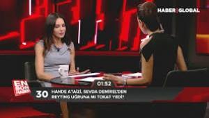 Hande Ataizi: Genelev tuvaletinden kaçarken yakalanmadım