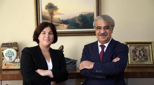 HDP'nin eş genel başkanı Sancar, Ayhan Bilgen'in tweet'leri ve Ümit Özdağ'ın iddiasına cevap verdi