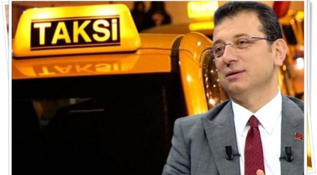 İBB, yeni taksi sistemini kamuoyuna tanıtacak