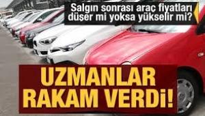 İkinci el araba fiyatları düşer mi?