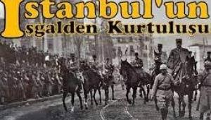 İstanbul'un işgali 6 Ekim 1923'te son buldu