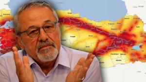 Prof. Dr. Naci Görür, İstanbul depreminin olma olasılığını açıkladı