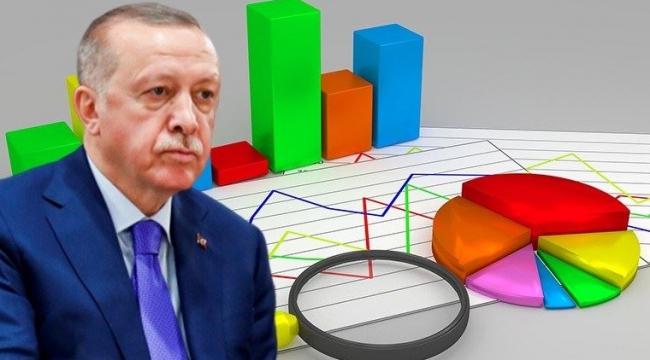 Son anket: AKP'nin oyunda büyük düşüş...