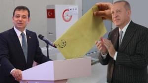 Son anket: Erdoğan 2 adaya karşı kaybediyor!