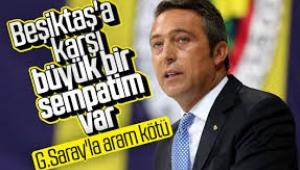 Ali Koç neden Beşiktaş forması giyecek. Helal olsun sana başkan