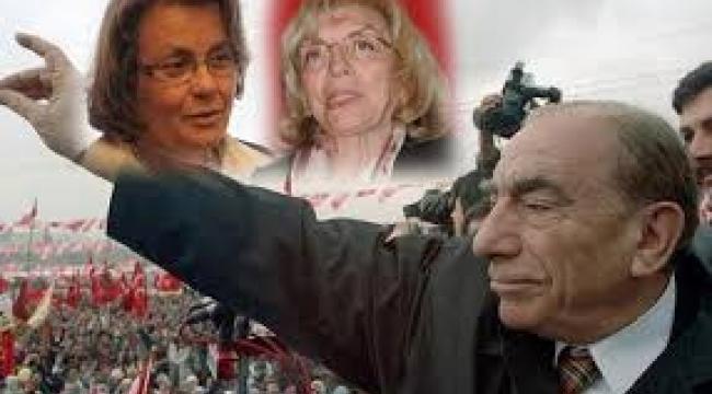 Alparslan Türkeş'in eşi Seval Türkeş'ten Kılıçdaroğlu'na 'Çakıcı' telefonu