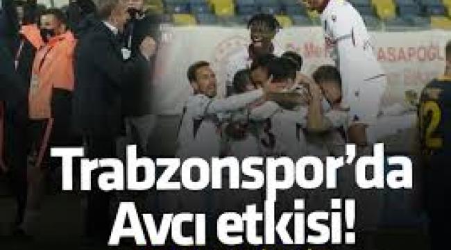 Ankaragücü 0-1 Trabzonspor