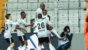 Beşiktaş, 10 kişi kalan Başakşehir'e acımadı: 3-2