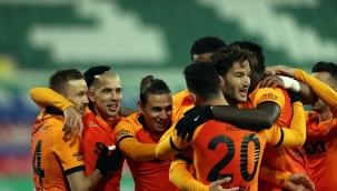 Galatasaray 4 Çaykur Rizespor 0