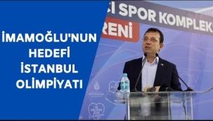 İmamoğlu'ndan 2032 olimpiyatı için İstanbul çağrısı