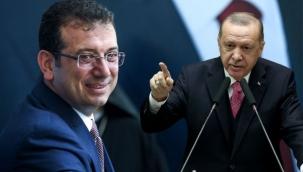 """İmamoğlu'ndan Erdoğan'a """"Kanal İstanbul"""" yanıtı"""