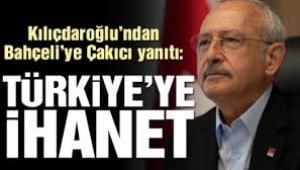 Kılıçdaroğlu: Partiler mafya bozuntularından destek alıyorsa, onlar Türkiye'ye ihanet ediyorlardır
