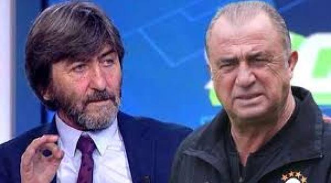 Rıdvan Dilmen'den çok konuşulacak Fatih Terim eleştirisi
