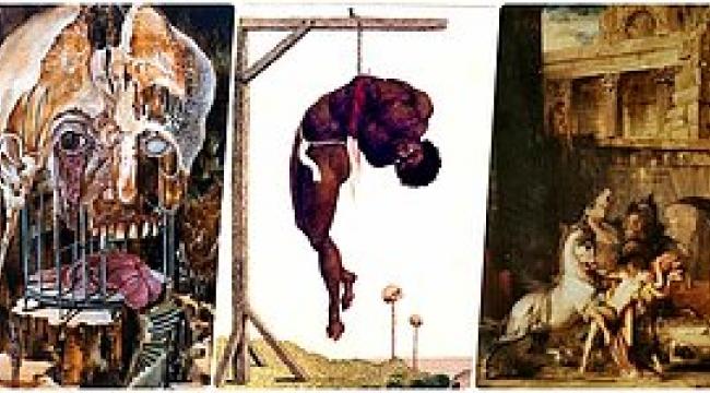 Sanat tarihinin En Korkunç ve En Rahatsız Edici 35 Resmi
