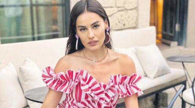 Türkiye güzeli, kaynanasını yakalattı