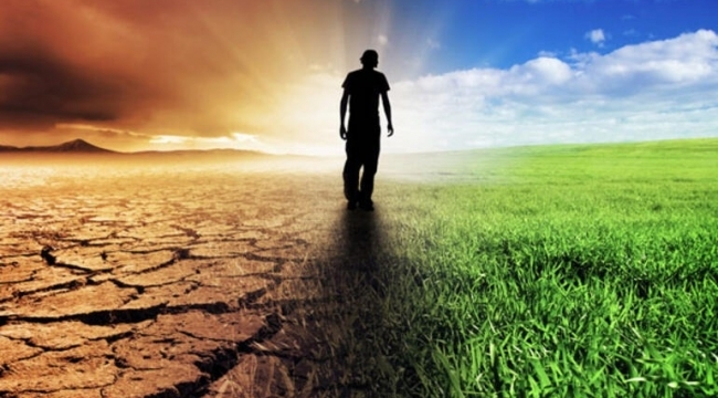 Türkiye'nin beka sorunu: Küresel iklim değişikliği