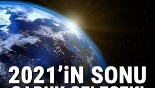2021 önceki yıllara göre daha çabuk bitecek