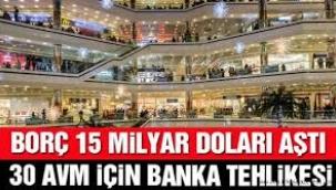 30 AVM'nin bankalara devir süreci hızlandı