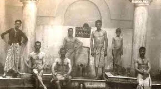 Bir Osmanlı hamamında yaşananlar