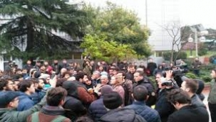 Boğaziçi Üniversitesi öğrencilerine ev baskını