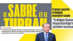 Erdoğan Paris'e 3 saat uzaklıkta Osmanlı İmparatorluğu kuruyor