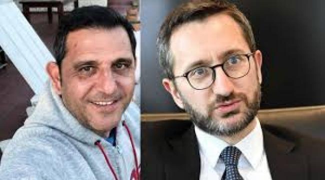 Fatih Portakal Fahrettin Altun'un mesajıyla dalga geçti