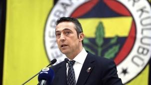 """Fenerbahçe Başkanı Ali Koç: """"Onlar elin oğlu, Mesut evin oğlu"""""""