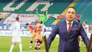 Futbol statlarındaki Erdoğan pankartları Meclis gündeminde