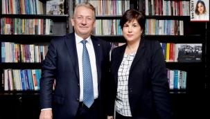 Haluk Pekşen: Atatürk ve yurtseverlik ortak paydamız