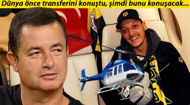 Mesut Özil krallar gibi imza atacak! Görülmemiş plan..