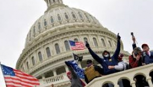Rus ve Amerikalı gözüyle Kongre baskını!