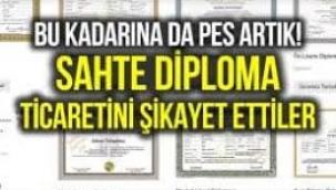 Sahte diploma alamayan 'mağdurlar' Şikayetvar'ı şikayet yağmuruna tuttu!