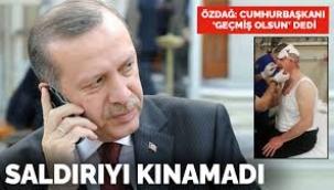 Selçuk Özdağ: Cumhurbaşkanı aradı, saldırıyı kınamadı, 'Olay Ankara'da mı oldu' diye sordu