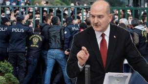 """Süleyman Soylu'dan """"Boğaziçi'nde yeni bir Gezi çıkar mı?"""" sorusuna yanıt"""