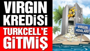 Virgin kredisi Turkcell'e gitmiş