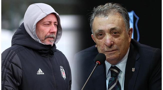 Ahmet Nur Çebi - Sergen Yalçın zirvesi!