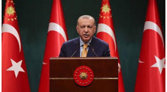 Cumhurbaşkanı Erdoğan'dan 'normalleşme' çağrısı