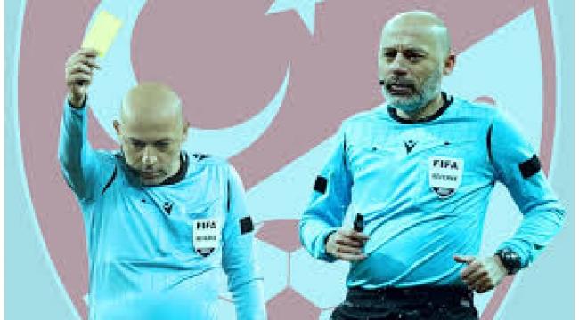 Cüneyt Çakır, 21. yüzyılın en iyi ikinci hakemi seçildi