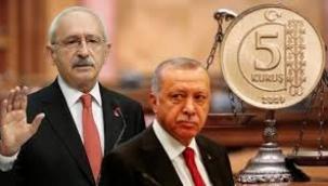Kılıçdaroğlu,  Erdoğan'a neden 5 kuruşluk dava açtı?