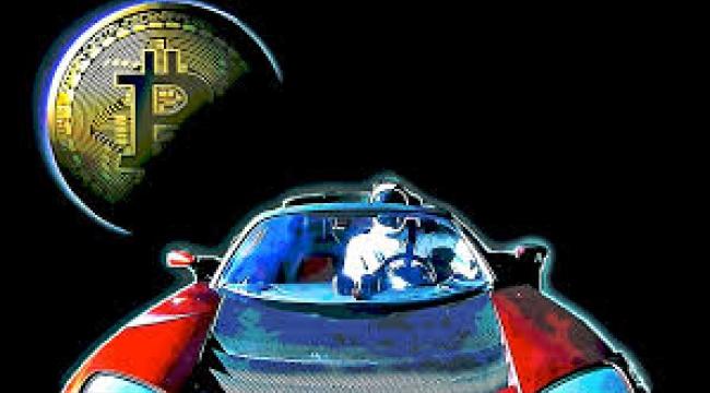 Tesla, Elon Musk ve Bitcoin