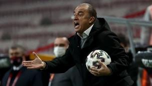 Galatasaray Teknik Direktörü Fatih Terim: 'Takımıma yakıştıramadım'