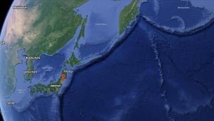 Japonya'da 7.2'lik deprem!