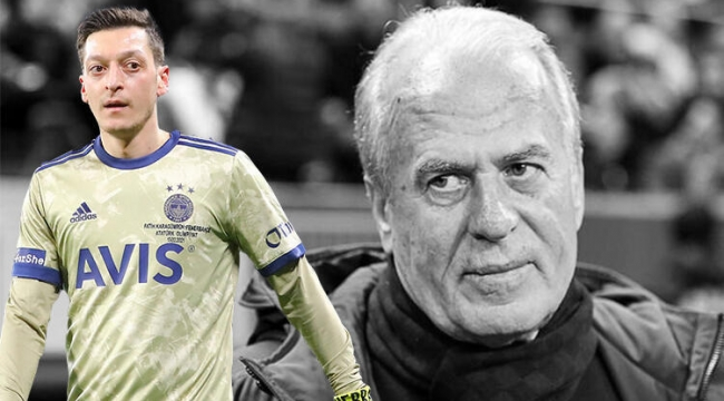 Mustafa Denizli'den Mesut Özil eleştirisi!
