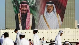 Suudi Arabistan'dan flaş Katar hamlesi! Dikkat çeken mesaj